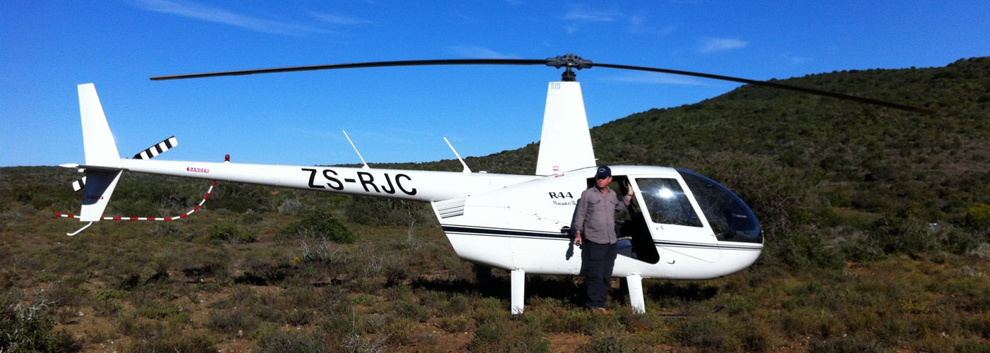 Helicopter Charter & Training